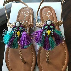 Shoes - Jessica Simpson Sandals size 7.